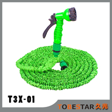 Hot products cloth shrinking garden hose colorful stretch hose