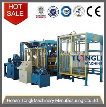 concrete block machine prices
