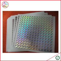 High Quality Security ID Card Hologram Stickers