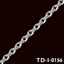 2015 Hot sale iron material roll jewelry chain with great price