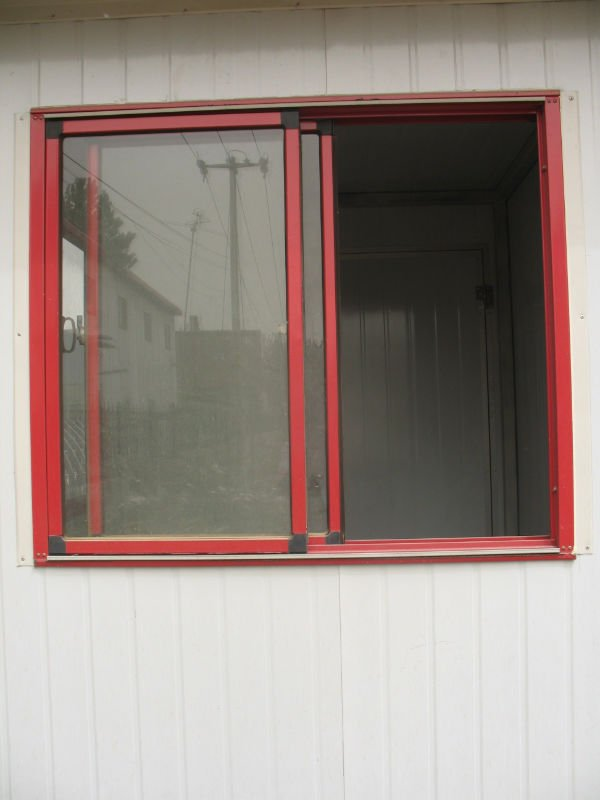Low Cost Casement Windows In China Color Steel Window
