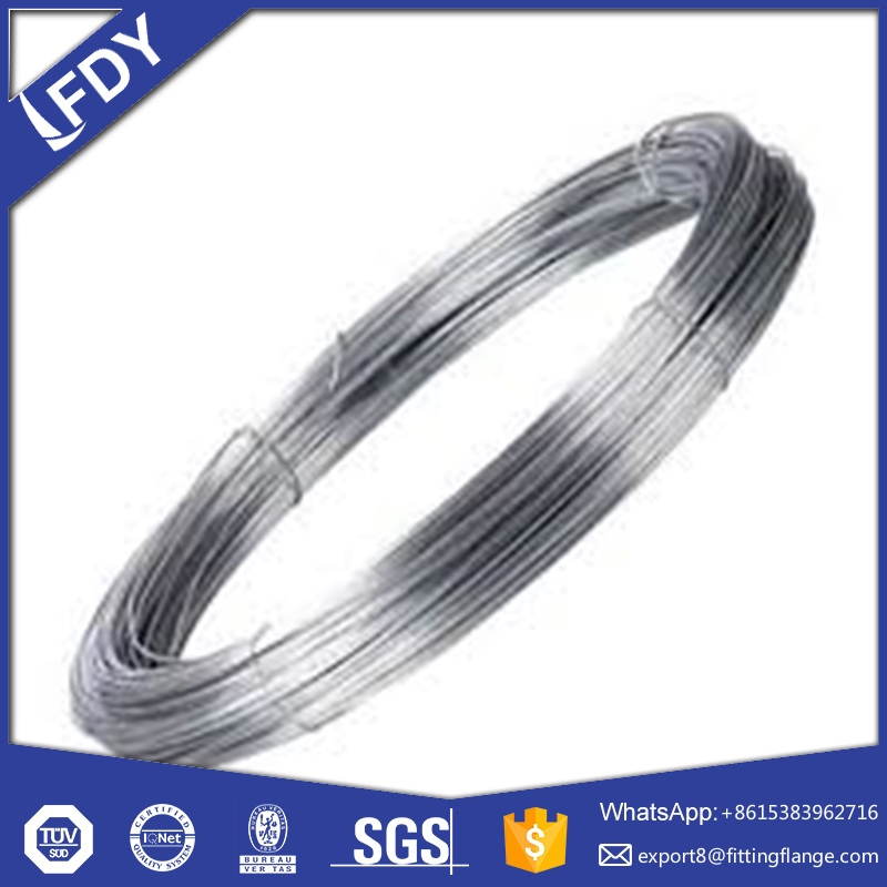 low / high carbon iron/steel wire/electro galvanized straight cut wire
