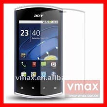 mobile phones protective film for Acer liquid mini