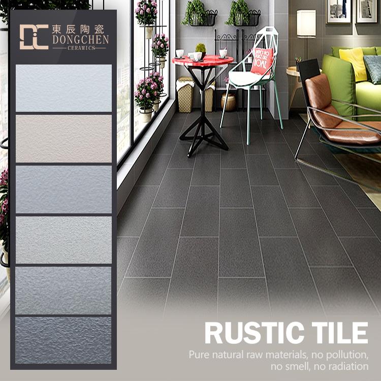 Dark Grey Kitchen Wall Tiles India Scenery Porcelain Wall Tile 6 X