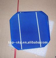 2015 high efficiency Monocrystalline Silicon PV solar cell 156mm x 156mm