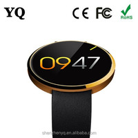 2016 Hot-selling DM360 Bluetooth Heart Rate Monitor Fitness Tracker Smart Watch Android Wear Smart Watch