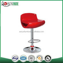 2015 hot sale!!!! patio furniture/bar stool high back chair