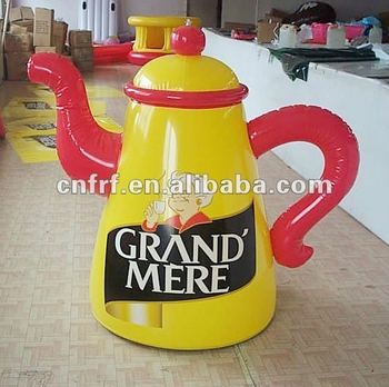 inflatable teapot