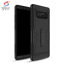 Hybrid rugged pc tpu 2 in 1 case for galaxy note 8 popular style phone case back cover for samsung galaxy note 8