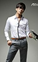 2013 latest dress shirt designs for men made in china clothing manufacturer