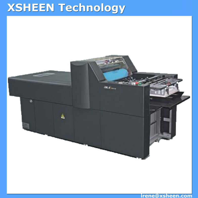 7. digital uv coating machine