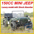 New Luxury 150CC Mini Jeep with Shock Absorber