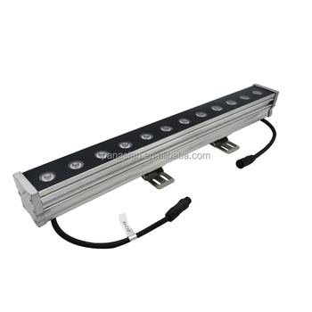 High brightness DMX 512 IP66 36W RGB LED Wall Washer Light with CE & RoHS