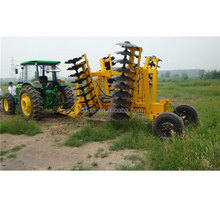 agricultural wing folded heavy duty disk harrow for sale