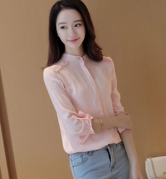 Z80912B Fashion latest blouse design neck design of blouse models