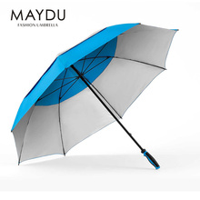 Shanghai MAYDU 2018 hot sale cheap wholesale price golf umbrella