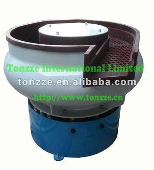Vibratory Machine for Metal Burrs Removing