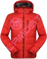 stocked fashional men snow padded jacket
