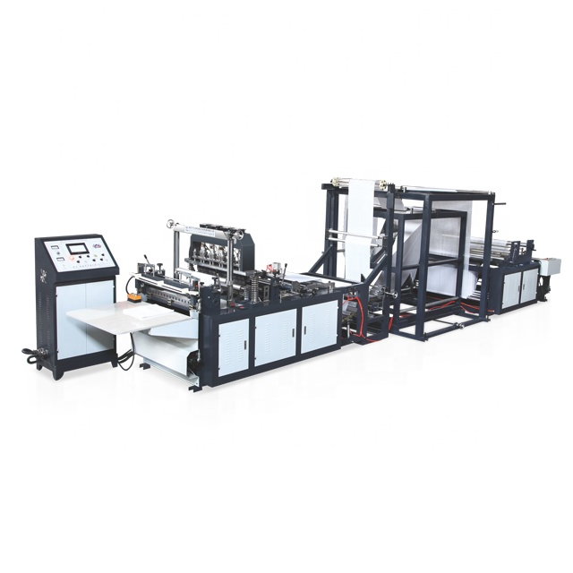 Eco HBL-B700/800 pp non woven bag making machine with considerate after-sale service