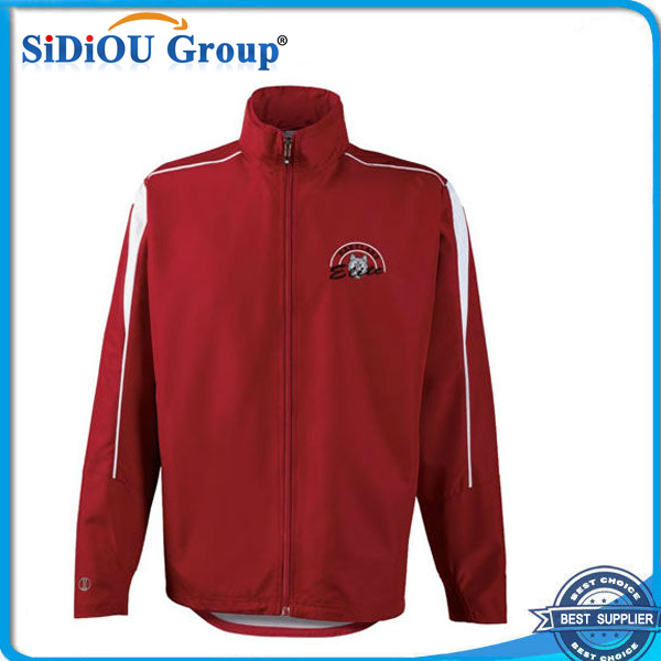 Customize Holloway Sideline Jacket Aggression Full Zip Adult Mens