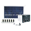 450w sun power panel battery for solar system for family using