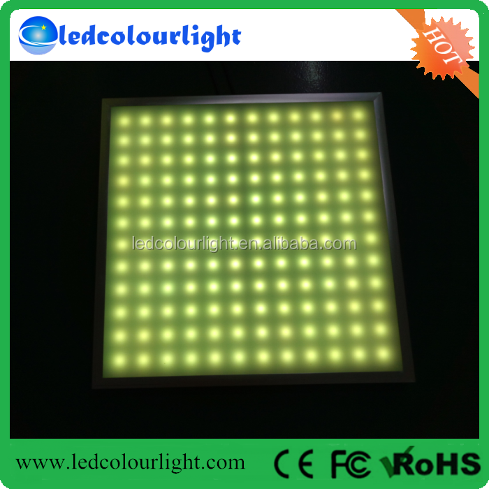 2016 newest product RGB LED Disco panel in LED 600x600 for DJ/VJ Lighting Show