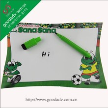 Factory made dry erase white board / magnetic memo board / magnetic whiteboard