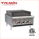 CB-36 6 Burners Commercial Professional Table Top Gas Char Broiler