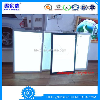 Anodized Aluminum Profile for Led Light Box ,Billboards Frame