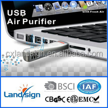 EP202 environizer air purifier manual USB air purifier