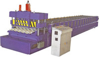 Roll Forming Machine - Metal Roofing Tile