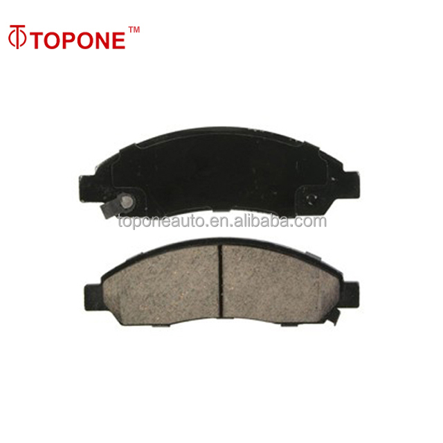 Front Axle Disc Brake Pad GDB3466 18047054 For ISUZU D-MAX Auto Parts
