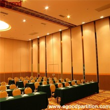 Cinema soundproof acoustic movable wall partition