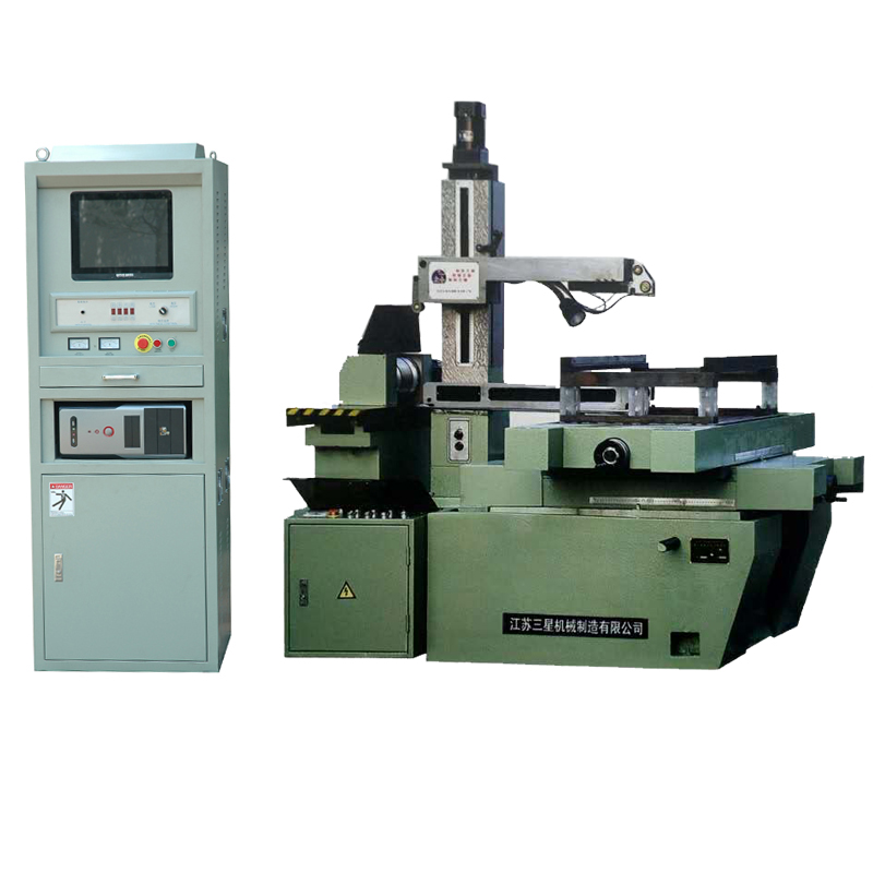 cutting machine using molybdenum wire edm