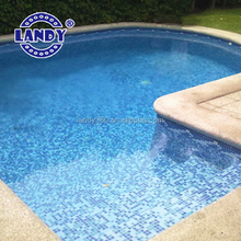 Anti ageing above ground pvc molded plastic swimming pool liner
