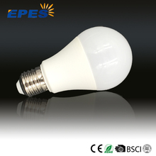 A60 E27 B22 Distribution Plastic Cover IC Driver LED Lamp 9w Direct Buy China