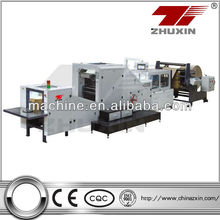manual paper bag making machine