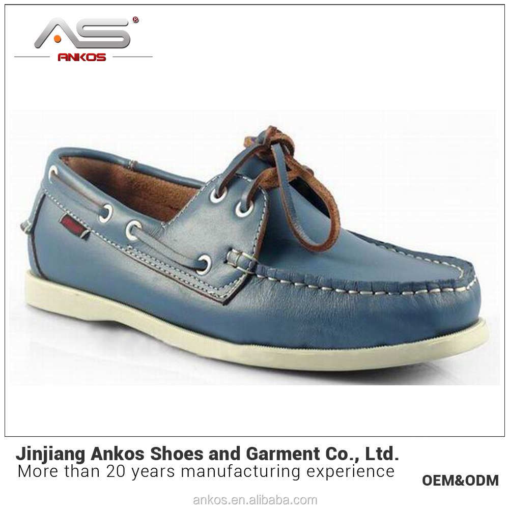 HOT SALE men boat shoes with split genuine leather oxfords comfortable leather sneakers for men urban shoes