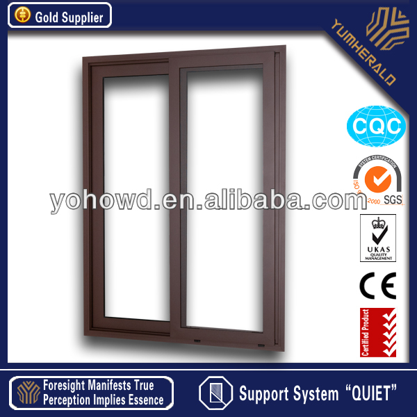 aluminum glass door and window frame