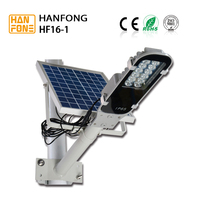 6W Solar Led Street Lights Outdoor