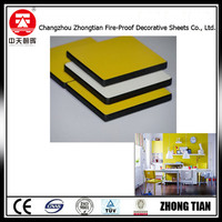 wallboard partition wall cladding wall High pressure laminate