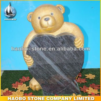 Haobo 2014 New Product Baby Tombstones
