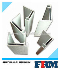 aluminum extruded profile for solar panel frames