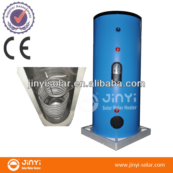 100 liter to 1000 liter CE Approved Indirect Hot Water Storage Tank With Electric Union And Flange