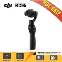 dji selfie drone OSMO Plus 4K Handheld 3 Axis Gimbal camera with HD camera and wifi FPV