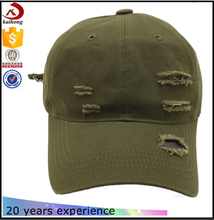 2017 new Alibaba distressed baseball caps plain dad hat