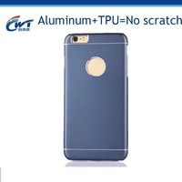 Mobile case for iphone 6 bumper case chinese phone parts aluminum case