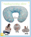 Kids chair pillow case filling feeding cushion
