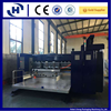 Coated varnishing print Automatic Flexo Printer Slotter Die-Cutter Machine with Auto Stacker