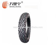 Hot sale DOT Certificate motorcycle tire tubeless tire 110/90-17 for racing bike